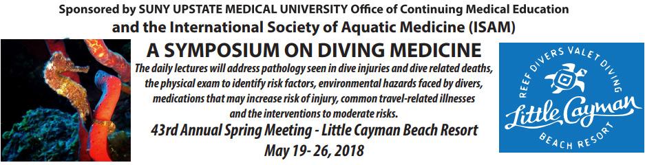 Little Cayman Beach Resort, May 19-26,2018 – ISAM The International