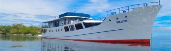 Bilikiki Liveaboard Solomon Islands  – September 8-18, 2020