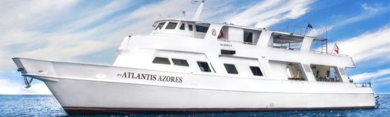 Atlantis Azores Liveaboard October 3-15, 2019
